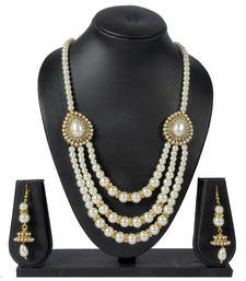 Buy Luxor Classy Mangalsutra Set Mother's Day Gift for women necklace-set online