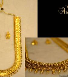 Buy Long Traditional Necklace Set 1 Necklace online