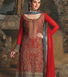 Buy Party Wear Dress Material Sherry6529 party-wear-salwar-kameez online