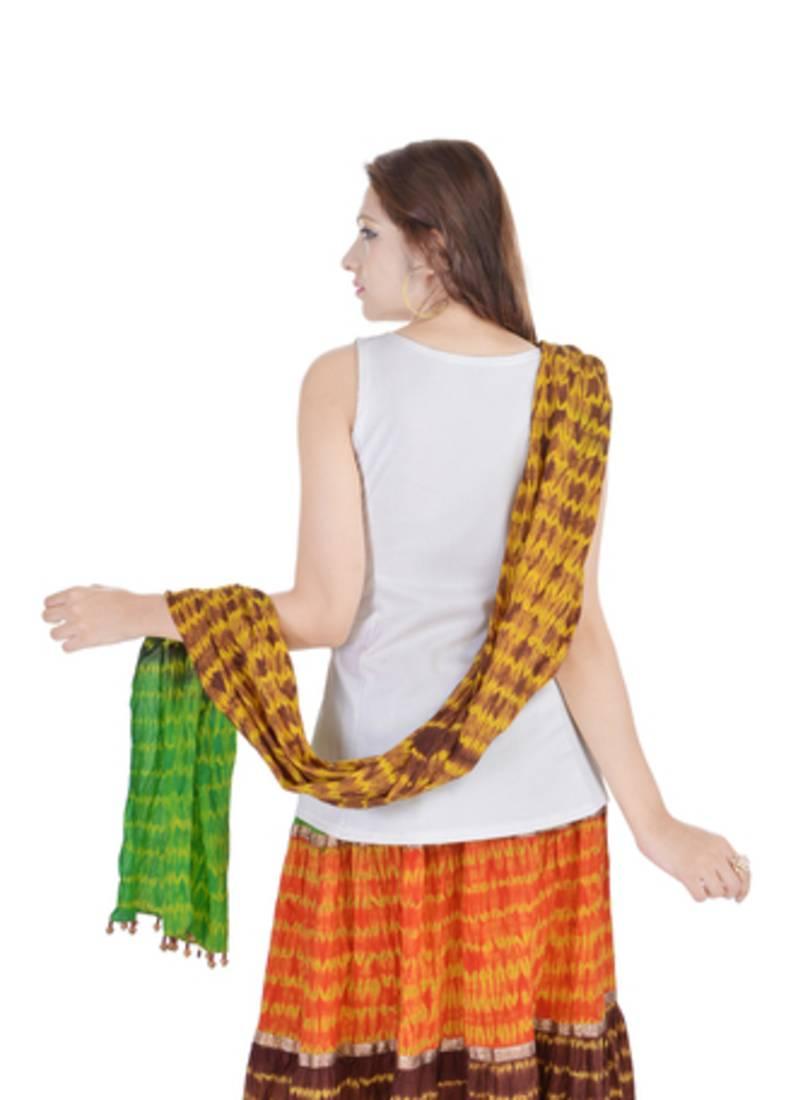 Buy cotton tie dye stole online for Order tie dye roses online