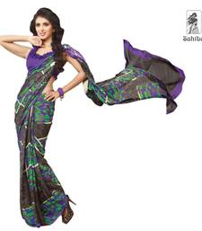 Buy Party Wear Sari Kaju4723 satin-saree online