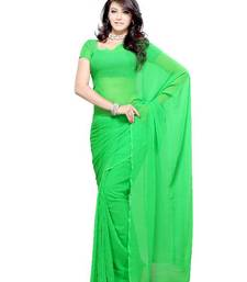 Buy Mind Blowing Casual / Party Wear Saree from Diva Fashion chiffon-saree online