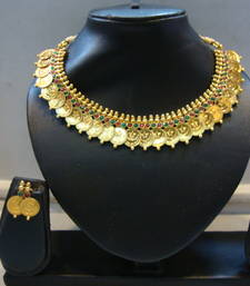 Buy Design no. 10b.2393.....Rs. 2000 necklace-set online