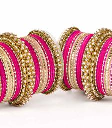 Buy Traditional two hand bangle set bangles-and-bracelet online