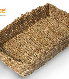 Buy Banana Rope tray - big tray online