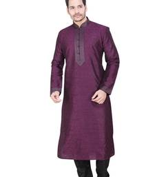 Buy Purpal Kurta Pyjama Sets pathani-sherwani online