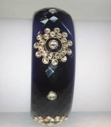 Buy Cocktail  Kundan Kada - 1 Bracelet online