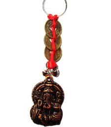 Buy Beingwomen Lord Ganesha Fengsui Keychain K3 key-chain online