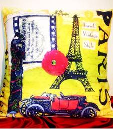 Buy Vintage Paris Cushion Cover pillow-cover online