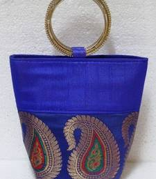 Buy multicolor traditional purse clutch online