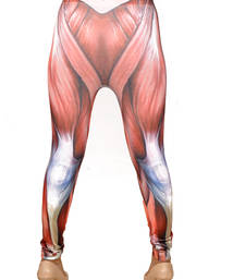 Buy Muscle Illusion Leggings - Raha Fashion Hub gifts-for-girlfriend online