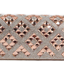 Buy Peachpuff Wedding Clutch clutch online
