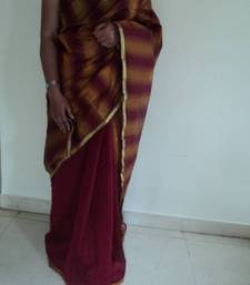 Buy Traditional Cotton Saree 1 cotton-saree online