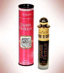 Buy AL NUAIM SWISS FIRDAUS 6ML ROLL ON gifts-for-her online