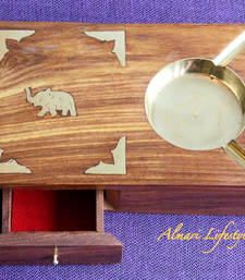 Buy Wooden Ashtray tray online