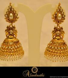 Buy Fancy Jhumkas 22 jhumka online
