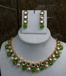 Buy Design no. 38.549....Rs. 2500 necklace-set online