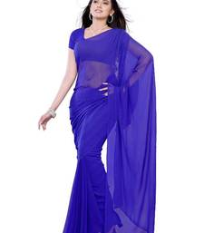 Buy Infatuating festival/Casual wear saree in fancy fabric by DIVA FASHION- Surat chiffon-saree online