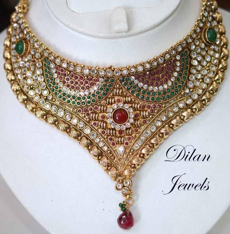 Buy Rajasthani Choker Set Online