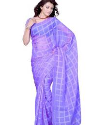 Buy Complaisant Casual/Office Wear saree by DIVA FASHION- Surat cotton-saree online