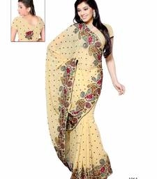 Buy Aristocratic Festival/Party Wear Designer Saree by DIVA FASHION-Surat men-kurta online