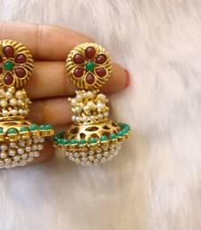 Buy Design no. 1.1361....Rs. 1650 Earring online