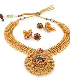 Buy Exclusive traditional necklace collection Necklace online