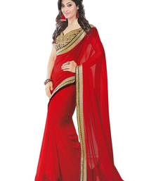 Buy Red Saree  diwali-discount-offer online