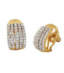 Buy designer American diamond earrings jewellery-combo online