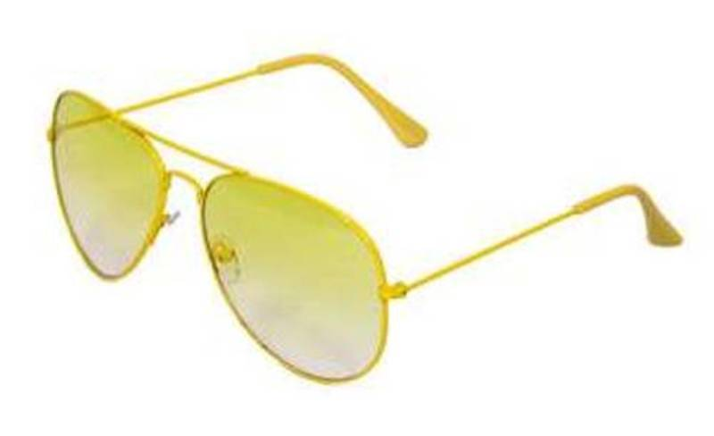152b3c4522d0 Aviator Glasses With Yellow Lenses
