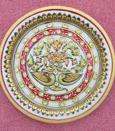 Buy Marble Decorative Plate eid-gift online