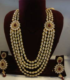 Buy Design no. 10b.1141....Rs. 6500 necklace-set online