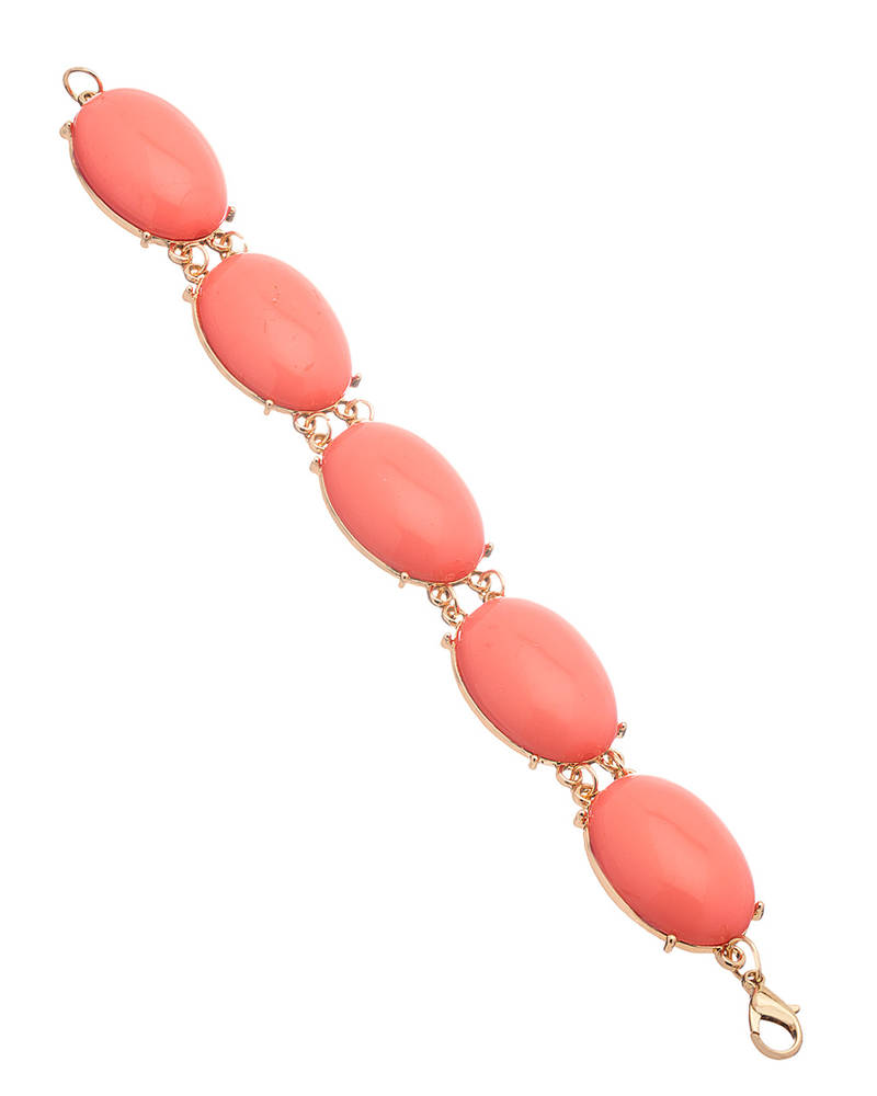 buy sassy pink beaded bracelet