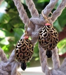 Buy royal black Earring online