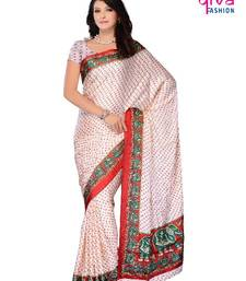 Buy Gleaming Party/Festival wear saree by DIVA FASHION- Surat silk-saree online