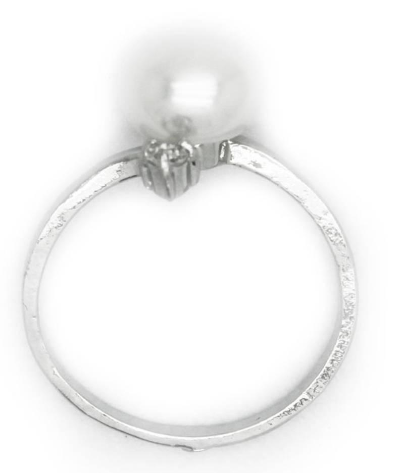 Buy White Pearl rings Online