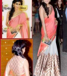 Buy Bollywood Replica Chitrangna singh Designer saree chiffon-saree online