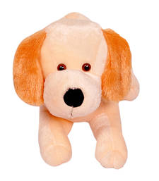 Buy Riya Enterprises Stuffed Dog 28 Cm gifts-for-kid online