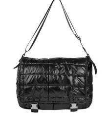 Buy Just Women Black  Sling Bag sling-bag online