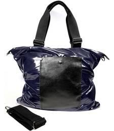 Buy Just Women Classy Indigo Colour Handbag handbag online