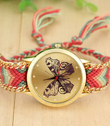 Buy Multicolor ribbon watches watch online