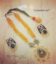 Buy Cockatoo Set  necklace-set online
