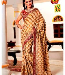 Buy Royal Heritage 4284 viscose-saree online