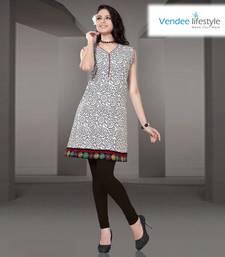 Buy Vendee Lifestyle latest design kurti (K02-17) kurtas-and-kurti online