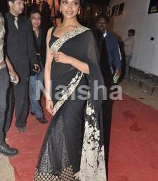 Deepika Padukone Bollywood Replica Saree shop online