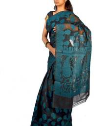 Supernet Cotton Sarees