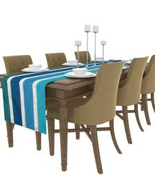 Buy Art Horizon Traditional Striped Multicolor Table Runner AHTTBTR table-cloth online