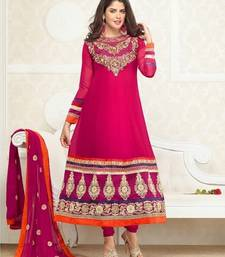 Buy latest designer anarkali suit engagement-gift online