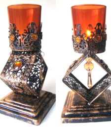 Buy Candle Holder T Light Diya Candle Stand Gift Home Decor Gifting Candles Lanterns candle online