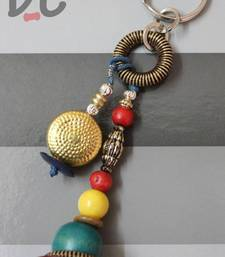 Buy Key Chain - Rangoli key-chain online